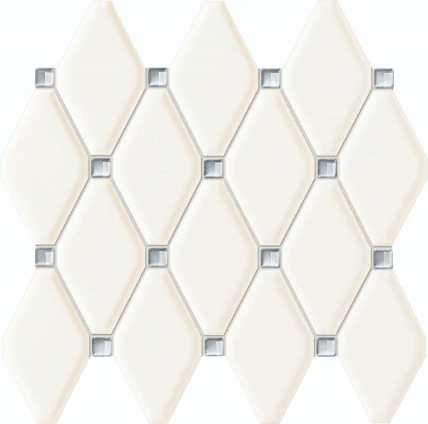 Abisso White Mozaika 29,8x27