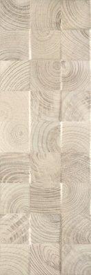 Daikiri Beige Struktura Wood Kostki 25x75