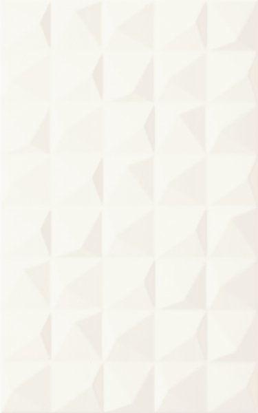 Melby Bianco Struktura 25x40