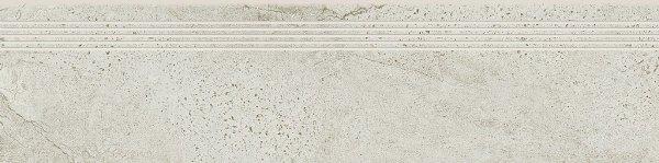 Newstone White Steptread 29,8x119,8