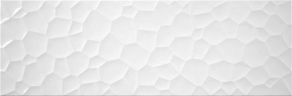 Baldocer Prisma Blanco Brillo 33,3x100