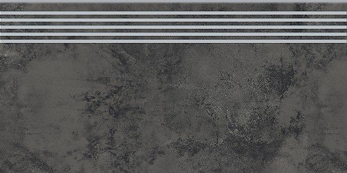 Quenos Graphite Steptread 29,8x59,8