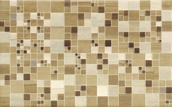 Mosa Cream Inserto Squares 25x40