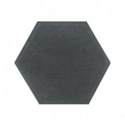 CERAMIKA KONSKIE hexagon graphite a7 13x15 szt g1