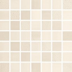 CERAMIKA KOŃSKIE Andrea cream mosaic 20x20 G1. szt