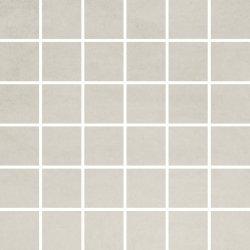 OPOCZNO concrete flower light grey mosaic 29,7x29,7 szt.