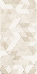 PARADYZ emilly beige sciana struktura dekor 30x60 g1