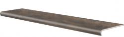 CERRAD stopnica v-shape tonella brown 1202x320/50x8 g1 szt.