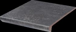 PARADYZ viano antracite kapinos stopnica prosta 30x33 g1 szt.