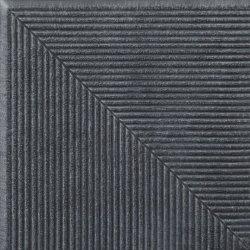 PARADYZ bazalto grafit stopnica narozna 30x30 g1