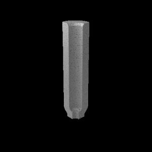 PARADYZ bazo grys profil wewnetrzny sol-pieprz mat. 3x10 g1