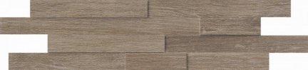 CERAMIKA KOŃSKIE Liverpool dark brown mosaic 8,5x30 G1. szt
