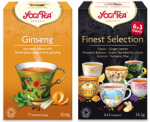 Wróciły brakujące Yogi Tea! Wyborny Zestaw i Żeńszeń - w nieco zmienionych wersjach - znów dostępne!