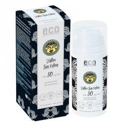 C360 Emulsja na słońce SPF 30 dla skóry z tatuażami z ekstraktem z noni Tattoo Care (termin: 06.2020)