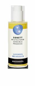 D2006 Olejek do ciała i masażu Lawenda – Kadzidłowiec, z rytmizowanym ekstraktem z jemioły
