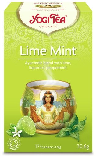 A515 Limonka z miętą LIME MINT
