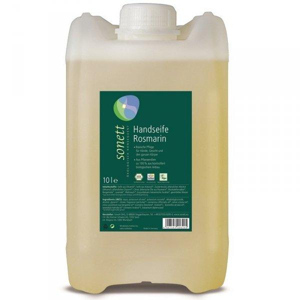 D176 Mydło w płynie ROZMARYN - opakowanie uzupełniające 10 litrów