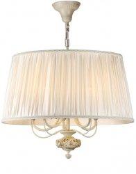 LAMPA SUFITOWA ABAŻUROWA MAYTONI OLIVIA ARM326-55-W