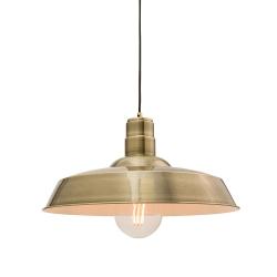 LOFTOWA LAMPA WISZĄCA ENDON MOORE PEDANT 61283