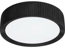 LAMPA SUFITOWA PLAFON ALEHANDRO 5348 BLACK 45 NOWODVORSKI