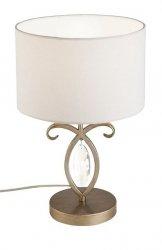 NOWOCZESNA LAMPA STOŁOWA GLAMOUR MAYTONI LUXE H006TL-01G