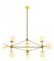 LAMPA WISZĄCA ZŁOTA BAO GOLD ORLICKI DESIGN