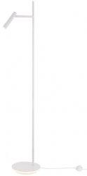 NOWOCZESNA LAMPA PODŁOGOWA LED 8W ESTUDO Z010FL-L8W3K