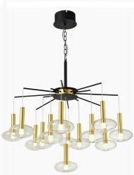 DESIGNERSKA LAMPA WISZĄCA HASSELT ITALUX