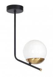 LAMPA SUFITOWA KULA MILAGRO CARINA 1xE14 MLP4863
