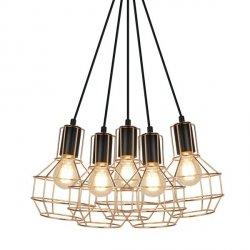 LAMPA WEWNĘTRZNA WISZĄCA ZUMA LINE GIULIO PENDANT P12105-L-5 LOFT