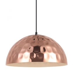 NOWOCZESNA LAMPA WISZĄCA RASTO ITALUX MDM-2957/1L COP