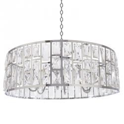 LAMPA WYSZĄCA GLAMOUR COSMO LIGHT MOSCOW II P06865CH