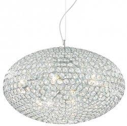 KRYSZTAŁOWA LAMPA WISZĄCA ORION SP12 IDEAL LUX