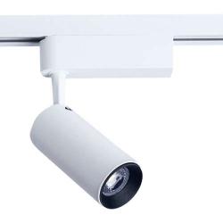NOWODVORSKI 9000 PROFILE IRIS LED 12W SPOT REFLEKTOR DO SZYNY 1-FAZOWEJ NOWOCZESNY