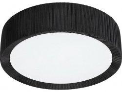 LAMPA SUFITOWA PLAFON ALEHANDRO 5347 BLACK 35 NOWODVORSKI