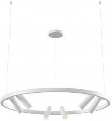 NOWOCZESNA LAMPA SUFITOWA LED MAYTONI SATTELITE MOD102PL-L42W