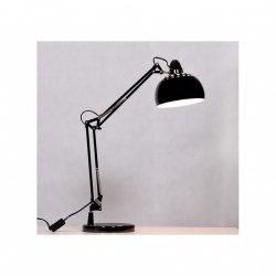LAMPA NOCNA STOŁOWA LUMINA DECO RIGORRIA LDT 8815-3 BL
