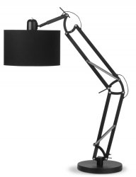 LAMPA BIURKOWA IT'S ABOUT ROMI MILANO BLACK