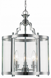 LAMPA WISZĄCA COSMO LIGHT NEW YORK P03943CH
