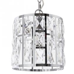 LAMPA WYSZĄCA GLAMOUR COSMO LIGHT MOSCOW II P01841CH