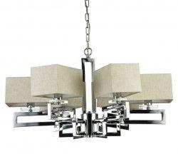 NOWOCZESNA LAMPA SUFITOWA GLAMOUR MAYTONI MEGAPOLIS MOD906-06-N