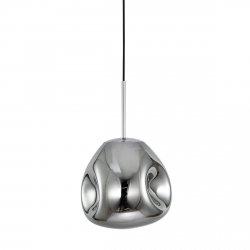 NOWOCZESNA LAMPA WISZĄCA ITALUX FELLET W CHROMIE PND-8455-1-CH