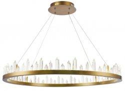 LAMPA SUFITOWA LED GLAMOUR MAYTONI GLETSCHEER H186-PL-01-61W-BS