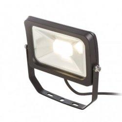 WYDAJNA ZEWNĘTRZNA LAMPA ZIEMNA REFLEKTOR ROB R11760 REDLUX CZARNA REGULOWANA