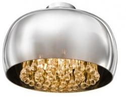 LAMPA SUFITOWA PLAFON AZZARDO BURN 2 TOP