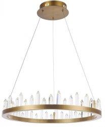 LAMPA SUFITOWA LED GLAMOUR MAYTONI GLETSCHEER H186-PL-01-46W-BS