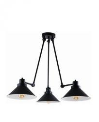 NOWODVORSKI TECHNO 9142 BL/WH LAMPA WISZĄCA SUFITOWA LOFT