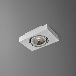 LAMPA PLAFON AQUAFORM SLEEK 111x1 46612-03