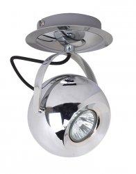 REFLEKTOR SUFITOWY SPOT KINKIET ITALUX JAMES CH FH5951-SPX-120 CHROM