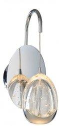 KINKIET HUELTO ITALUX WL-22112132-1A-CR CHROM NOWOCZENY GLAMOUR